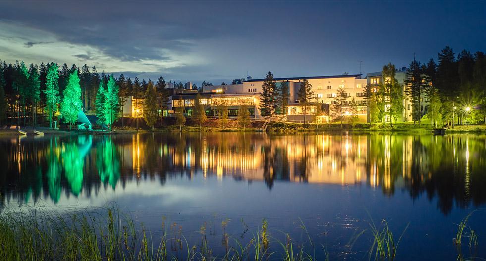 Kuntoutus- ja vertaistukiviikonloppu Rokua Health & Spa Hotellissa 24.-26.9.2021