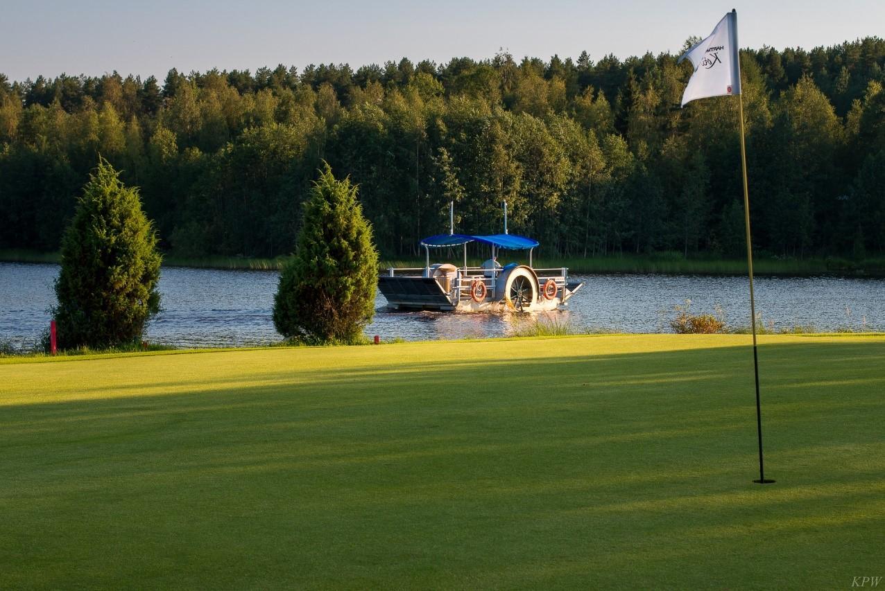 Rauhanturvaajaliiton Golf-mestaruuskisat 2021