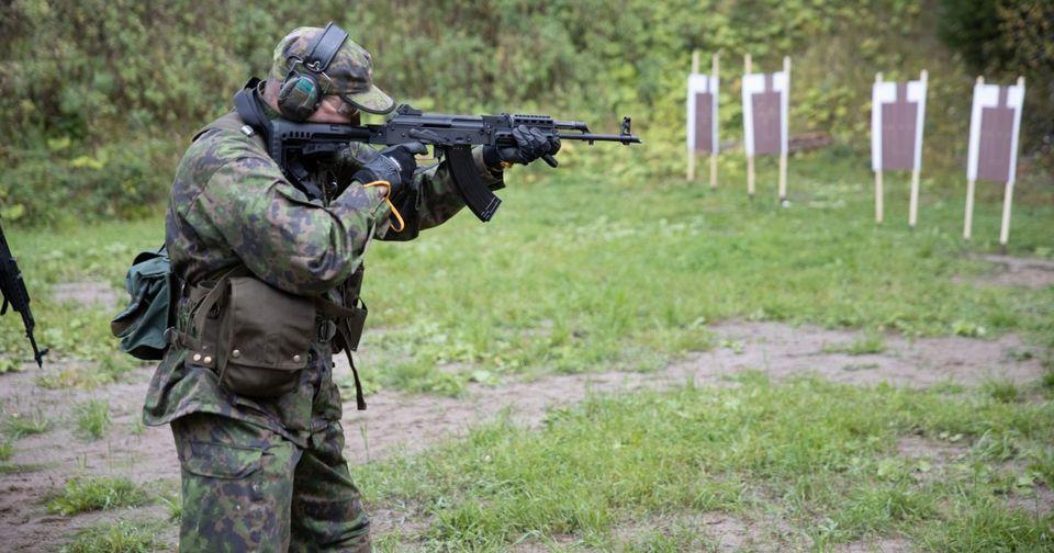 Ammuntapäivä PirmRT-jäsenille, MPK-kivääri la 30.10