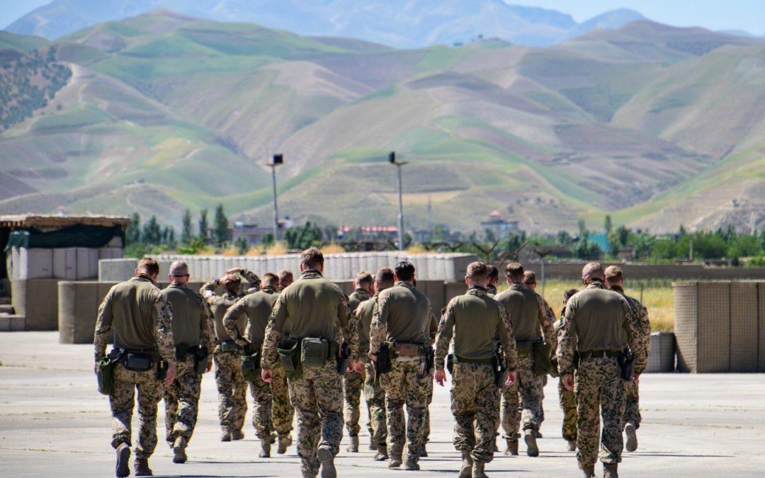 Kaksikymmentä vuotta sotilaallista kriisinhallintaa Afganistanissa