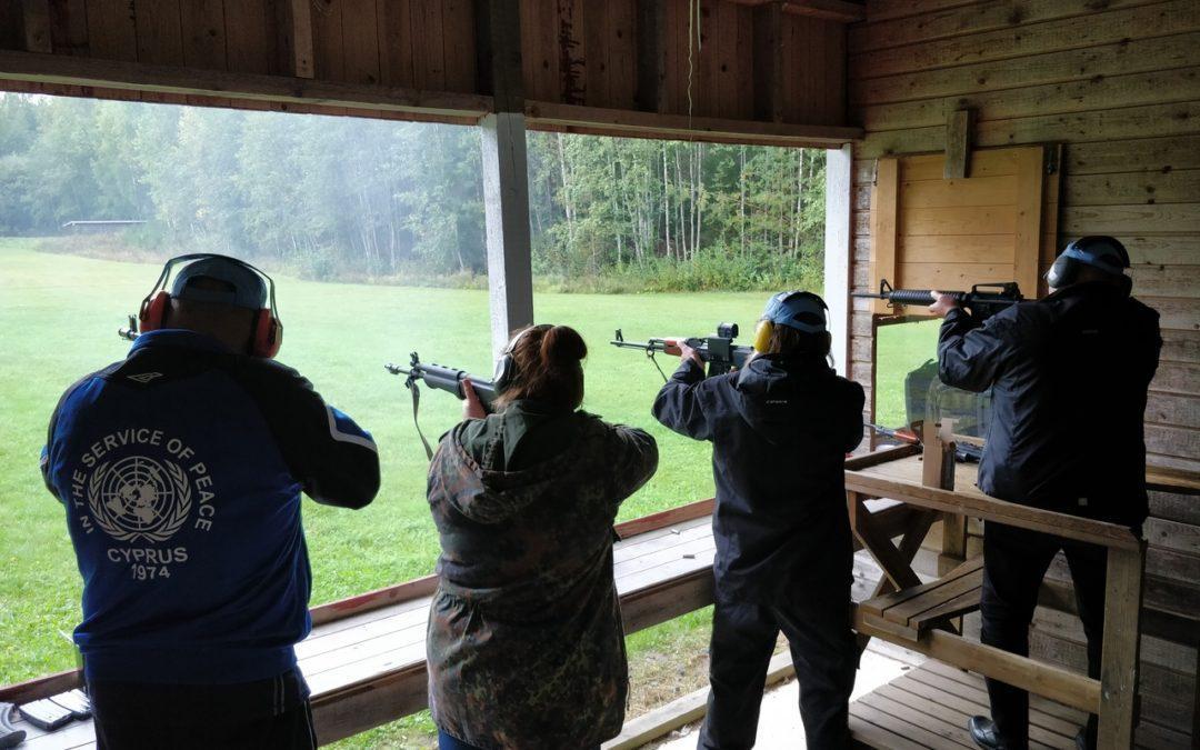 SRTL uusi Plus-jäsenyys tuo vakuutusturvaa ampujille