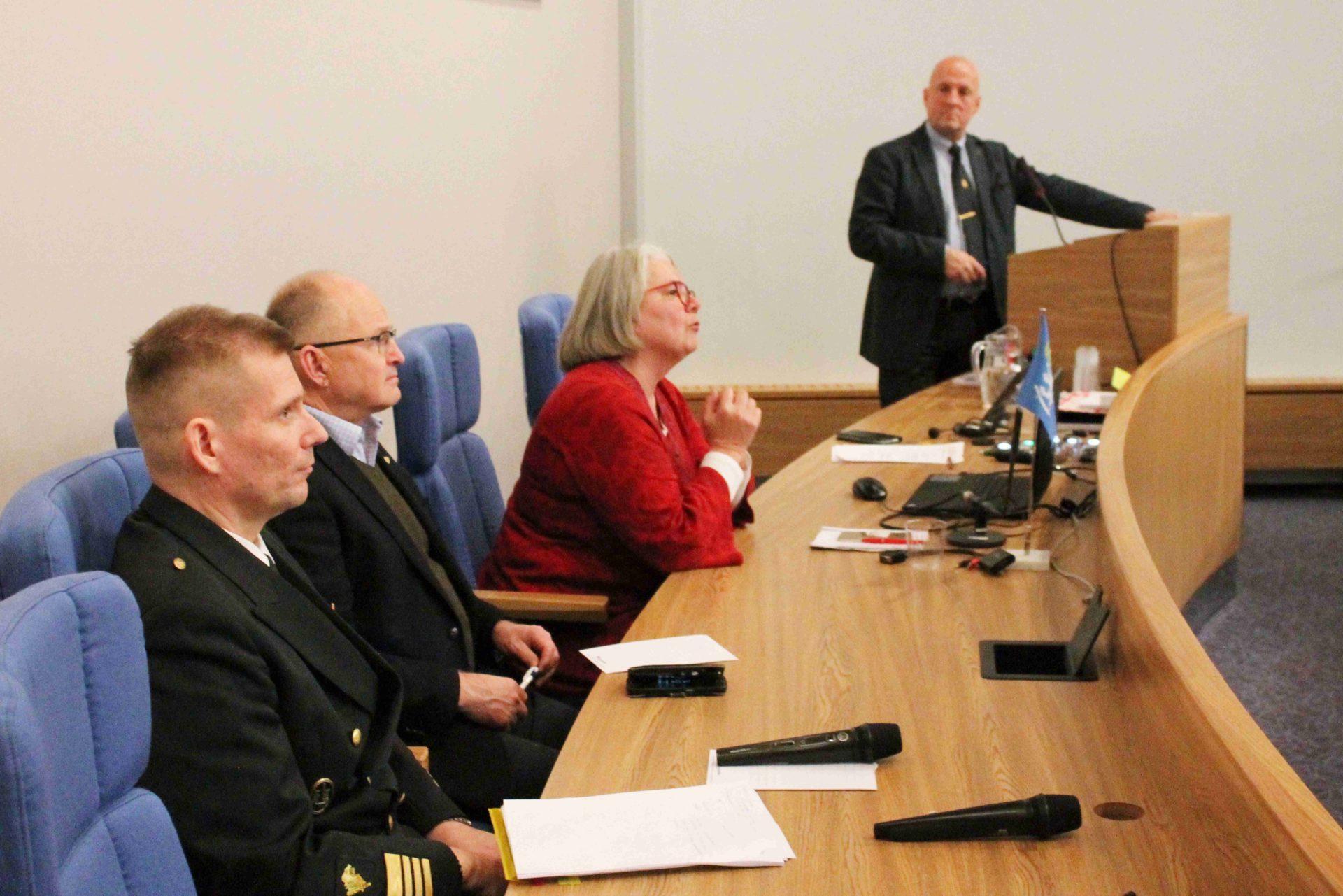 Turvallisuuspoliittinen seminaari, Kuopio