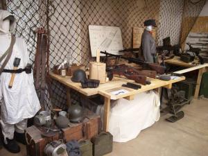 Retki Sa-Int Maanpuolustusmuseoon Taivassaloon 2.10.