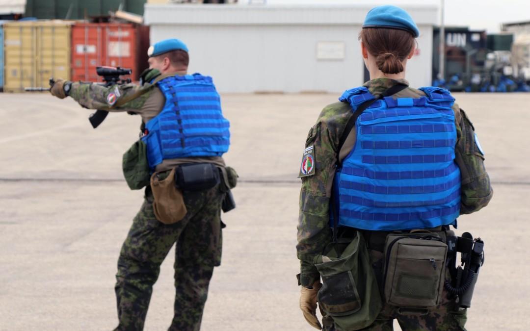 Kriisinhallinnan vapaaehtoiskoulutus laajenee Säkylään ja Turkuun