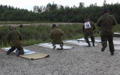 Liiton ampumajaosto järjestää toimintaa