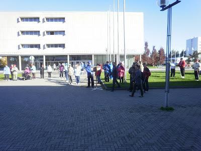 YK:n Rauhan päivän kävely Oulussa 21.9. klo 18.