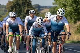 Ride4Rehab 2021 polkupyöräilytapahtuma Tanskassa